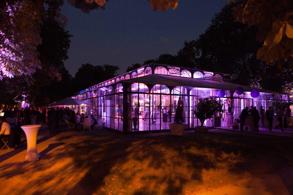 Soirée corporate Tuileries